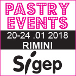 Sigep PastryEvent 2018