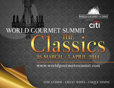 World Gourmet Summit di Singapore