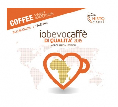 A Palermo, Coffee Sweet Immersion. Speciale Africa