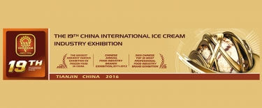 Gelato in mostra all'Ice Cream China 2016