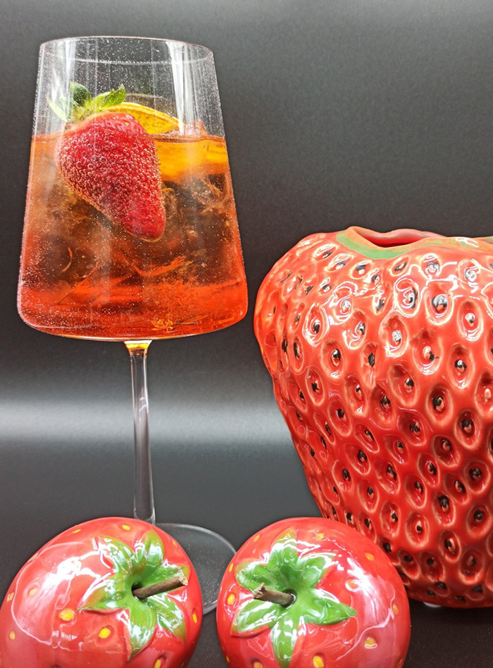 strawberry veneziano
