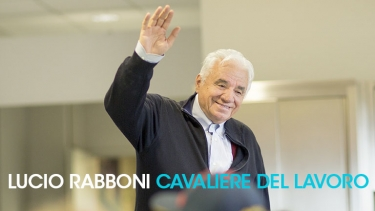 Luciano Rabboni, Presidente e AD di PreGel Spa.