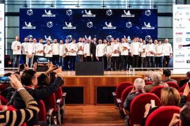 Puratos alla Michelin Star Revelation 2019