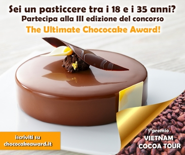 Partecipa al concorso The Ultimate Chococake Award