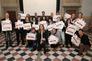 I vincitori dell'area Italia/Mediterraneo per gli International Chocolate Awards 2019